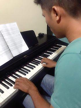 Dạy đàn organ piano ở mỹ tho tiền giang