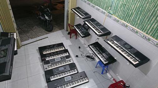 mua bán đàn organ ở bến tre